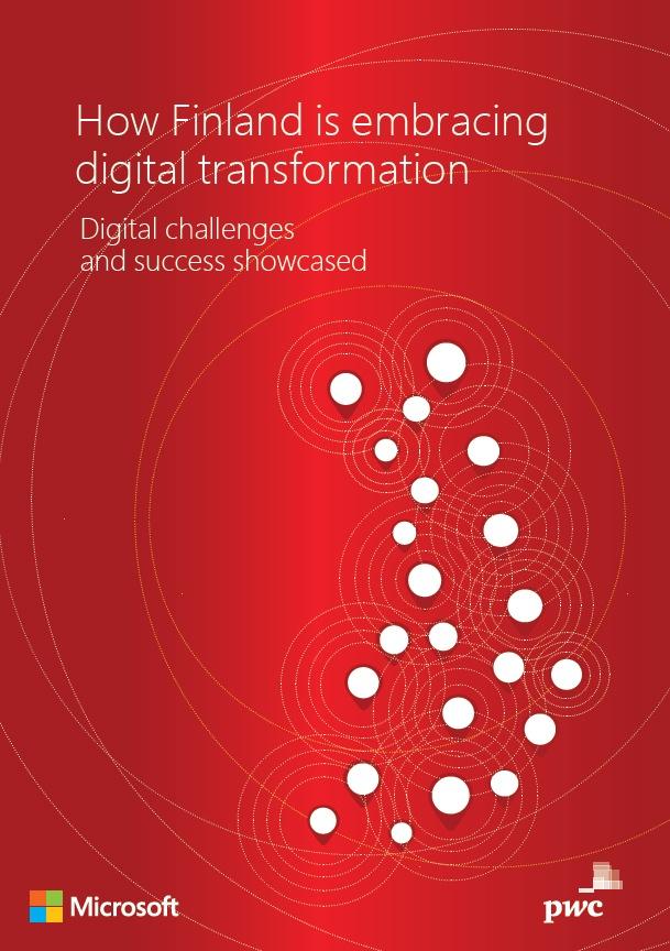 Digital transformation survey cover