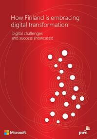 Digital transformation survey cover